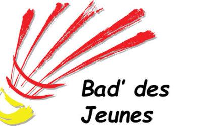 Le BC Bad' des Jeunes dans VernierActu